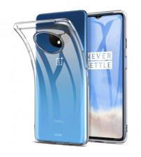 Husa OnePlus 7T Slim TPU, Transparenta