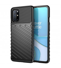 Husa OnePlus 8T Thunder Rugged TPU, Black