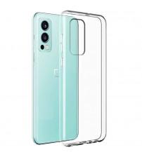Husa OnePlus Nord 2 5G Slim TPU, Transparenta