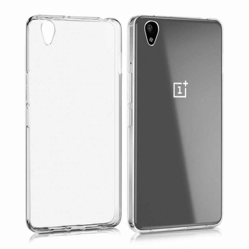 Husa OnePlus X transparenta, Huse OnePlus - TemperedGlass.ro