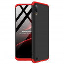 Husa Samsung A10 GKK Full Cover 360, Black-Red