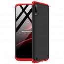 Husa Samsung Galaxy A10 GKK Full Cover 360, Black-Red