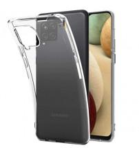 Husa Samsung Galaxy A12 Slim TPU, Transparenta