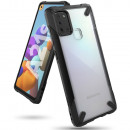 Husa Samsung Galaxy A21S originala RINGKE Fusion X, Black