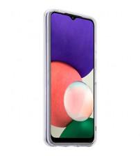 Husa Samsung Galaxy A22 4G Slim TPU, Transparenta