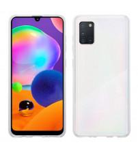 Husa Samsung Galaxy A31 Slim TPU, Transparenta