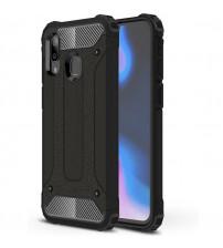 Husa Samsung Galaxy A40 Rigida Hybrid Shield, Black