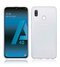 Husa Samsung Galaxy A40 Slim TPU, Transparenta