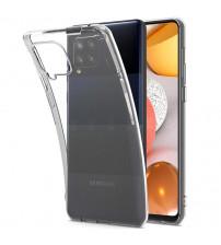 Husa Samsung Galaxy A42 Slim TPU, Transparenta