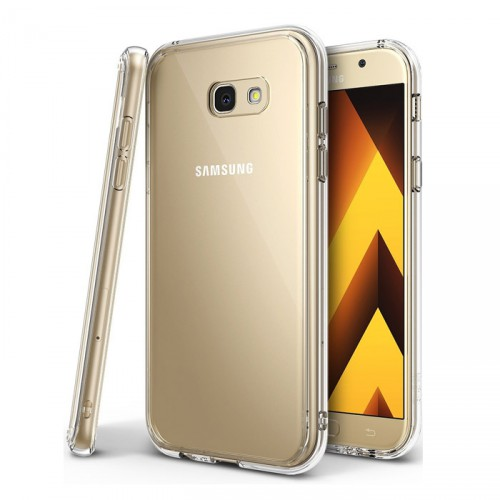 Husa Samsung A5 2017 transparenta, Huse Samsung - TemperedGlass.ro