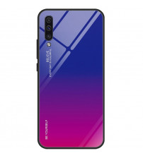 Husa Samsung Galaxy A50 Gradient Glass, Blue-Purple