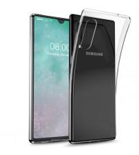Husa Samsung Galaxy A50 Slim TPU, Transparenta