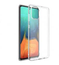 Husa Samsung Galaxy A51 Slim TPU, Transparenta