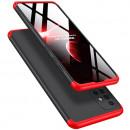 Husa Samsung Galaxy A71 GKK, Black-Red