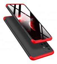 Husa Samsung Galaxy A51 GKK, Black-Red