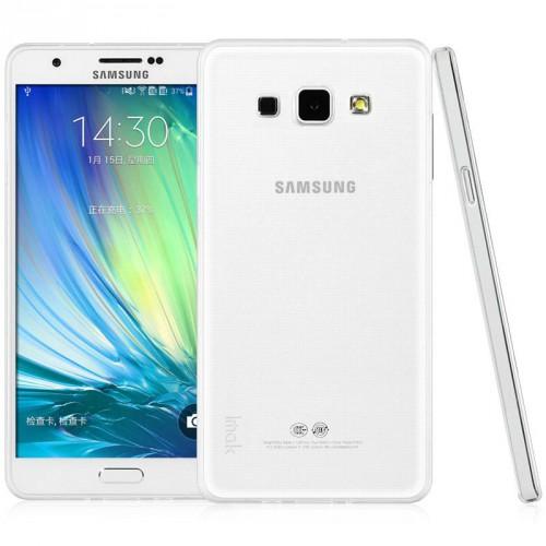 Husa Samsung A8 transparenta, Huse Samsung - TemperedGlass.ro