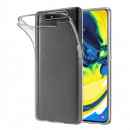 Husa Samsung Galaxy A80 Slim TPU, Transparenta