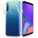 Husa Samsung Galaxy A9 2018 Slim TPU, Transparenta