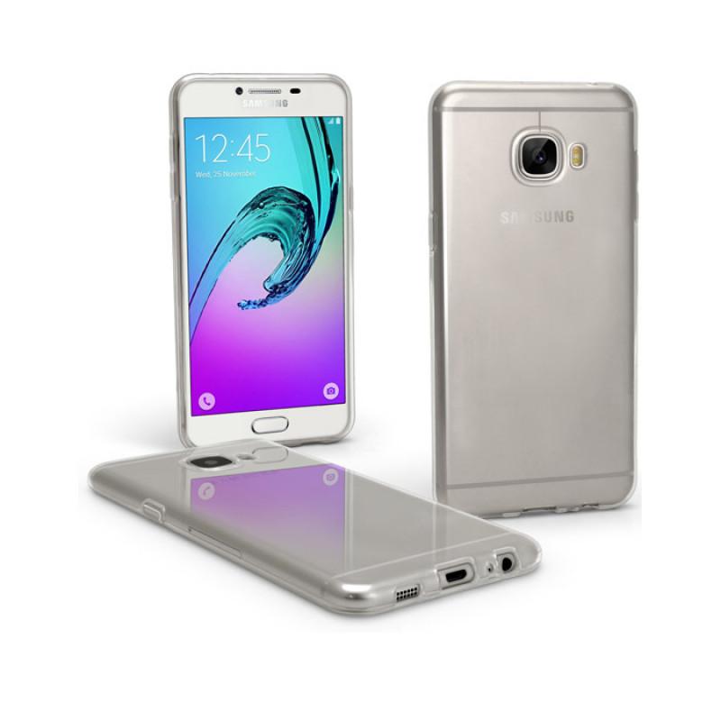 Husa Samsung C5 transparenta, Huse Samsung - TemperedGlass.ro