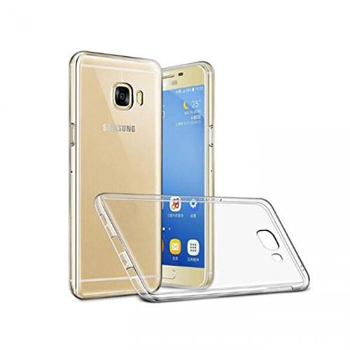 Husa Samsung C7 transparenta, Huse Samsung - TemperedGlass.ro