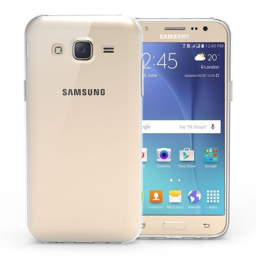 Husa Samsung J5 transparenta, Huse Samsung - TemperedGlass.ro