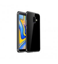 Husa Samsung Galaxy J6 Plus TPU Elegance, Black