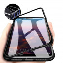 Husa Samsung Galaxy Note 10 Plus Magnetic Clear-Black