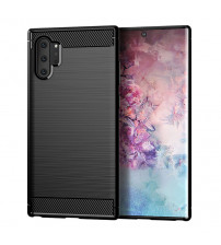 Husa Samsung Galaxy Note 10 Plus Slim Armor TPU, Black
