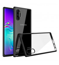 Husa Samsung Galaxy Note 10 Plus TPU Elegance, Black