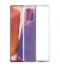 Husa Samsung Galaxy Note 20 Slim TPU, Transparenta