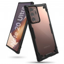 Husa Samsung Galaxy Note 20 Ultra originala RINGKE Fusion X, Black