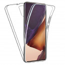 Husa Samsung Galaxy Note 20 Ultra TPU Full Cover 360 (fata+spate), Transparenta