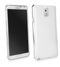 Husa Samsung Galaxy Note 3 Slim TPU, Transparenta