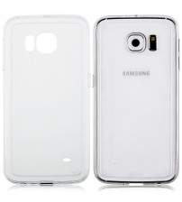 Husa Samsung Galaxy Note 4 Slim TPU, Transparenta
