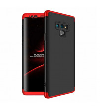 Husa Samsung Galaxy Note 9 GKK, Black-Red