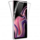 Husa Samsung Galaxy Note 9 TPU Full Cover 360 (fata+spate), Transparenta