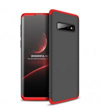 Husa Samsung Galaxy S10 GKK, Black-Red