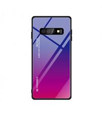 Husa Samsung Galaxy S10 Gradient Glass, Blue-Purple