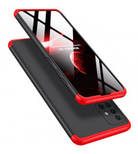 Husa Samsung Galaxy S10 Lite GKK, Black-Red