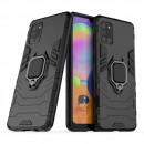 Husa Samsung Galaxy S10 Lite Magnet Slim Ring, Black