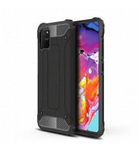 Husa Samsung Galaxy S10 Lite Rigida Hybrid Shield, Black