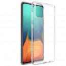 Husa Samsung Galaxy S10 Lite Slim TPU, Transparenta