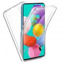Husa Samsung Galaxy S10 Lite TPU Full Cover 360 (fata+spate), Transparenta