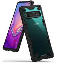 Husa Samsung Galaxy S10 originala RINGKE Fusion X, Black