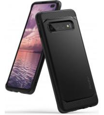 Husa Samsung Galaxy S10 Plus originala RINGKE Onyx, Black