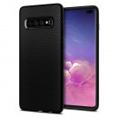 Husa Samsung Galaxy S10 Plus originala SPIGEN Liquid Air, Matte Black
