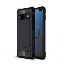 Husa Samsung Galaxy S10 Plus Rigida Hybrid Shield, Black