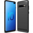 Husa Samsung Galaxy S10 Plus Slim Armor TPU, Black