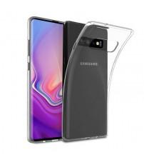 Husa Samsung Galaxy S10 Plus Slim TPU, Transparenta