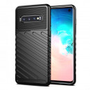 Husa Samsung Galaxy S10 Plus Thunder Rugged TPU, Black